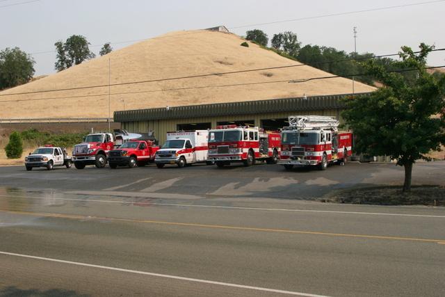 Station 1 - Dixonville