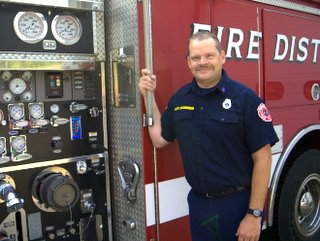 Battalion Chief Scott Richardson Profile Photo
